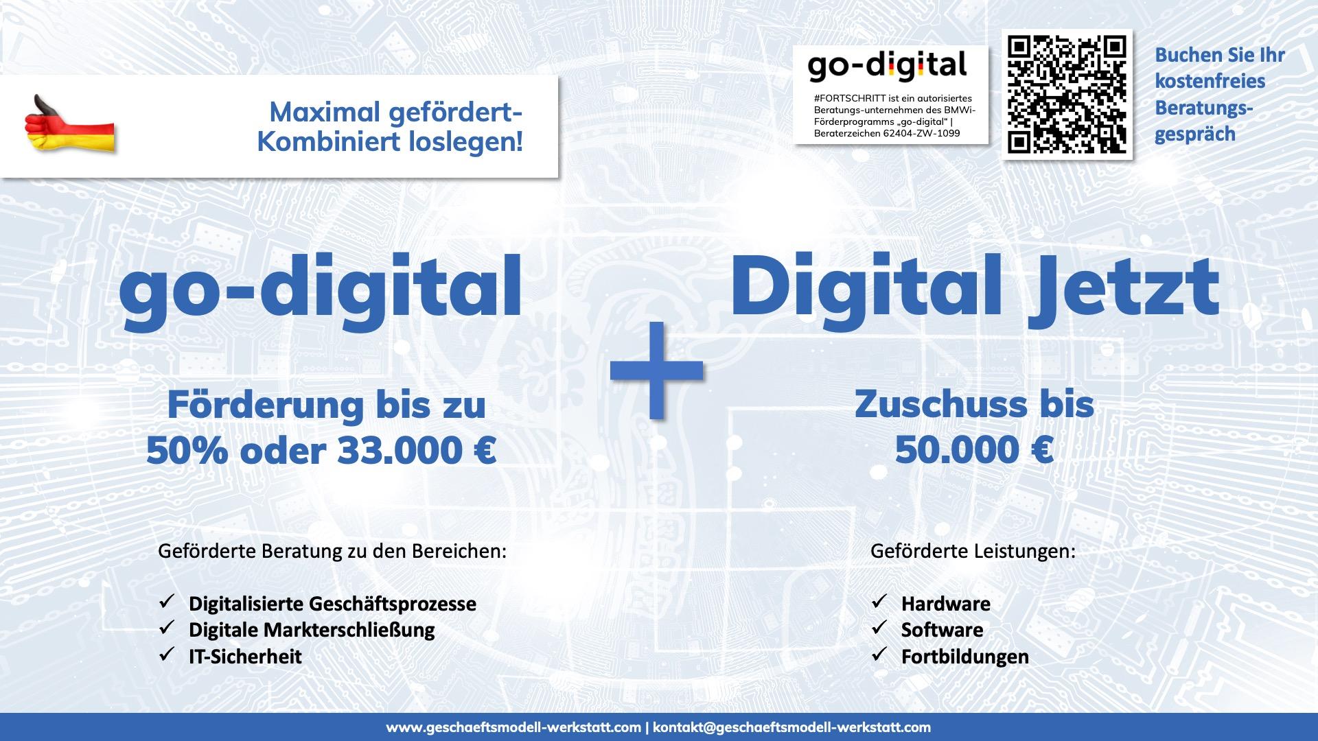Digital Jetzt und go-digital
