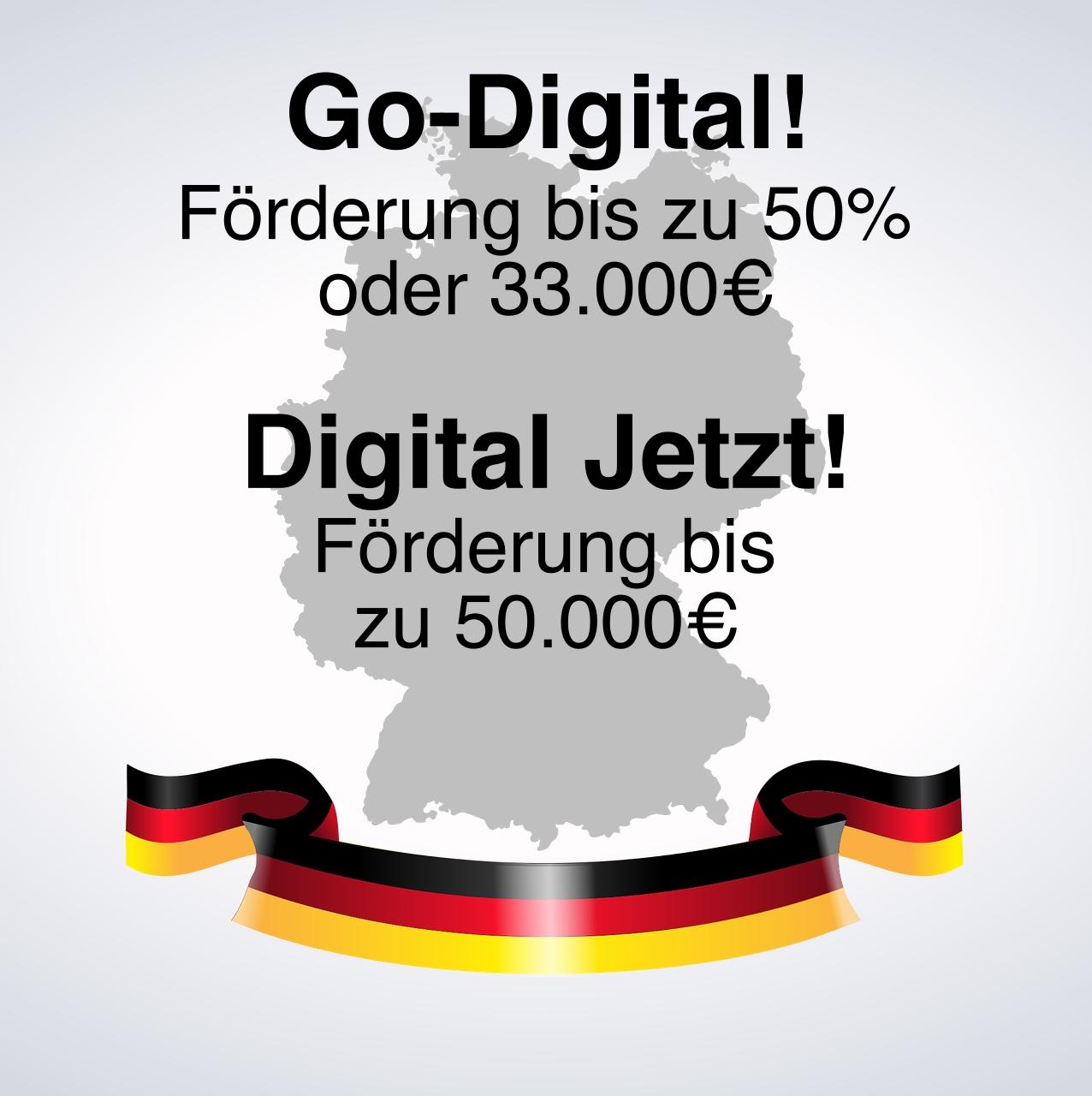 Go Digital Digital Jetzt